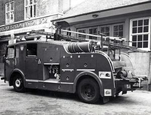 GLC-LFB - Dual purpose pump fire engine