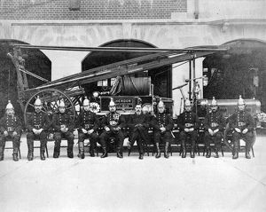 Hendon Fire Brigade (later part of Middlesex FB)