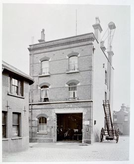 LCC- MFB Blackheath fire station