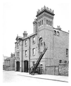 LCC-MFB Greenwich fire station